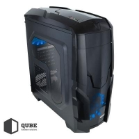 Корпус Qube case QB40X_WBNU3. 42890