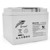 Батарея к ИБП Ritar AGM RA12-40, 12V-40Ah (RA12-40). 46572