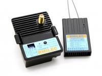 Комплект LRS RMILEC T4346NB18-J/R4346NB18 UHF 430-460MHz 2W 18 каналов  (модуль JR). 30732