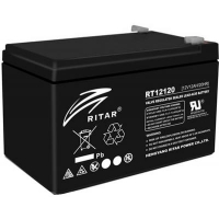 Батарея к ИБП Ritar AGM RT12120B, 12V-12Ah (RT12120B). 46538