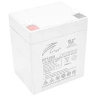 Батарея к ИБП Ritar AGM RT1250, 12V-5Ah (RT1250). 46567