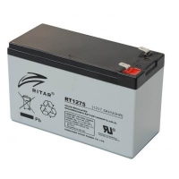 Батарея к ИБП Ritar AGM RT1275, 12V-7.5Ah (RT1275). 46571