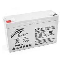 Батарея к ИБП Ritar RT6120A, 6V-12Ah (RT6120A). 46570