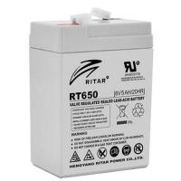 Батарея к ИБП Ritar AGM RT650, 6V-5Ah (RT650). 46557