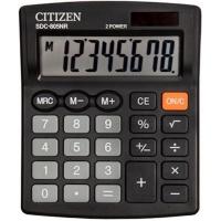 Калькулятор Citizen SDC-805NR. 48700