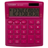 Калькулятор Citizen SDC810NRPKE. 48701