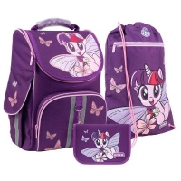 Рюкзак школьный Kite My Little Pony 501 Набор (SET_LP21-501S). 45790