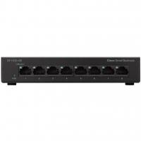 Коммутатор сетевой Cisco SF110D-08 (SF110D-08-EU). 47035