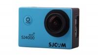 Экшн камера SJCam SJ4000 WiFi оригинал (синий). 30466