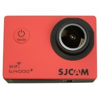 Экшн камера SJCam SJ4000+ 2K (красный). 30468