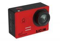 Экшн камера SJCam SJ5000X 4K оригинал (красный). 30470