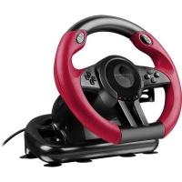 Руль Speedlink Trailblazer Racing Wheel PC/Xbox One/PS3/PS4 Black/Red (SL-450500-BK). 44151