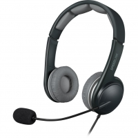 Наушники Speedlink SONID Stereo Headset USB (SL-870002-BKGY). 45577