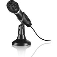 Микрофон Speedlink CAPO Desk and Hand Microphone Black (SL-8703-BK). 47575