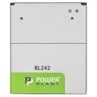 Аккумуляторная батарея для телефона PowerPlant Lenovo Vibe C (A2020) (BL242) 2300mAh (SM130238). 44858