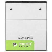 Аккумуляторная батарея для телефона PowerPlant Motorola Moto G4/G5S (GK40) 2685mAh (SM130306). 44873