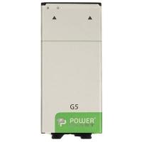 Аккумуляторная батарея для телефона PowerPlant LG G5 (BL-42D1F) 2540mAh (SM160013). 44865