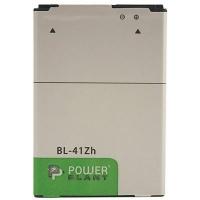 Аккумуляторная батарея для телефона PowerPlant LG K5 (BL-41ZH) 1950mAh (SM160044). 47423