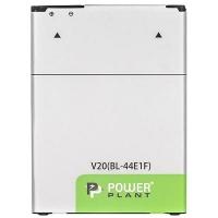 Аккумуляторная батарея для телефона PowerPlant LG V20 (BL-44E1F) 3200mAh (SM160198). 44869
