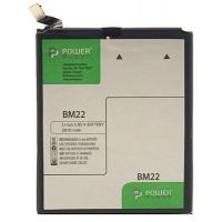 Аккумуляторная батарея для телефона PowerPlant Xiaomi Mi5 (BM22) 2910mAh (SM220014). 44902