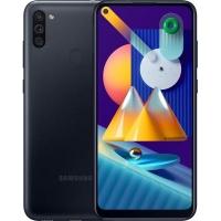 Мобильный телефон Samsung SM-M115F (Galaxy M11 3/32Gb) Black (SM-M115FZKNSEK). 45347