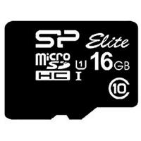 Карта памяти Silicon Power 16GB microSDHC class 10 UHS-I Elite (SP016GBSTHBU1V10). 44752