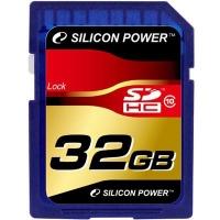 Карта памяти Silicon Power 32Gb SDHC class 10 (SP032GBSDH010V10). 44753
