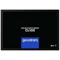 """Накопитель SSD GOODRAM 2.5"""" 240GB (SSDPR-CL100-240-G3). 42307"""
