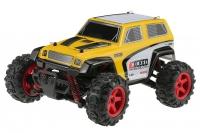 Машинка на радиоуправлении модель 1:24 Subotech CoCo Джип 4WD 35 км/час (желтый) 30029