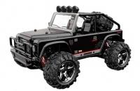 Машинка на радиоуправлении модель 1:22 Subotech Brave 4WD 35 км/час (черный) 30027