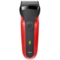 Электробритва BRAUN Series 3 300 Red. 45747