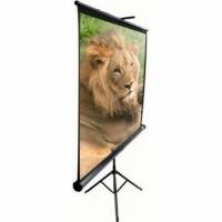 Проекционный экран Elite Screens T120NWV1 Black Cas (T120NWV1). 44285