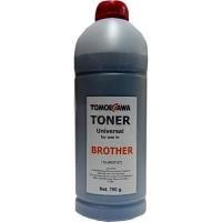 Тонер BROTHER TN-1075 UNIVERSAL (700г) Tomoegawa (TG-BRUT-07). 48654