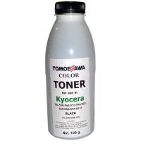 Тонер KYOCERA TK-550/825/865/880/895/8315 100г Black Tomoegawa (TG-KM5200B-100). 48665