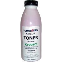 Тонер KYOCERA TK-5140/5195/5215/5305/8115 Magenta 100г Tomoegawa (TG-KM6030M-100). 48663