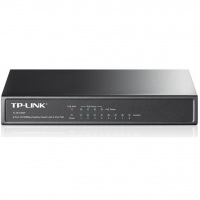 Коммутатор сетевой TP-Link TL-SF1008P. 48221