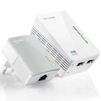 Адаптер Powerline TP-Link TL-WPA4220 KIT. 47582