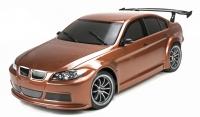 Машинка на радиоуправлении гоночная модель Шоссейная 1:10 Team Magic E4JR BMW 320 (коричневый) 29694