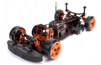 Машинка на радиоуправлении гоночная модель Дрифт 1:10 Team Magic E4D MF Pro KIT 29684