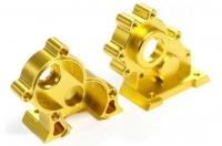 Team Magic E6 CNC Machined Central Gear Box Gold. 30752