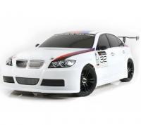 Машинка на радиоуправлении гоночная модель Шоссейная 1:10 Team Magic E4JR II BMW 320 29695