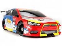 Машинка на радиоуправлении гоночная модель Шоссейная 1:10 Team Magic E4JR II Mitsubishi Evolution X 29696