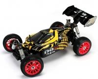 Машинка на радиоуправлении гоночный джип вездеход модель Багги 1:8 Team Magic B8ER (черный) 29708