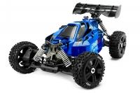 Машинка на радиоуправлении гоночный джип вездеход модель Багги 1:8 Team Magic B8ER 6S ARTR (синий) 29709