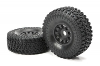 Team Magic Mounted Tires (2). 30771