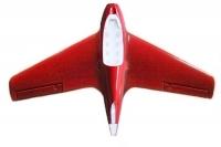 Фюзеляж TechOne для крыла Kraftei (в сборе). 30725