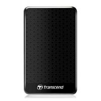 "Внешний жесткий диск 2.5"" 1TB Transcend (TS1TSJ25A3K). 42421"