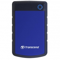 "Внешний жесткий диск 2.5"" 1TB Transcend (TS1TSJ25H3B). 48177"