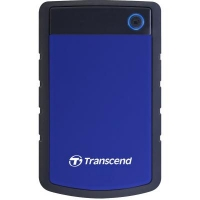 "Внешний жесткий диск 2.5"" 2TB Transcend (TS2TSJ25H3B). 48179"