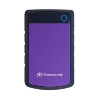 "Внешний жесткий диск 2.5"" 2TB Transcend (TS2TSJ25H3P). 42435"